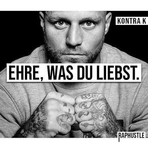20 Deutschrap Zitate - CONN3CTOR KONTRA K