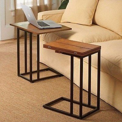 Table Tray Tray Tv Desk Laptop Computer Bed Office Wood Furniture