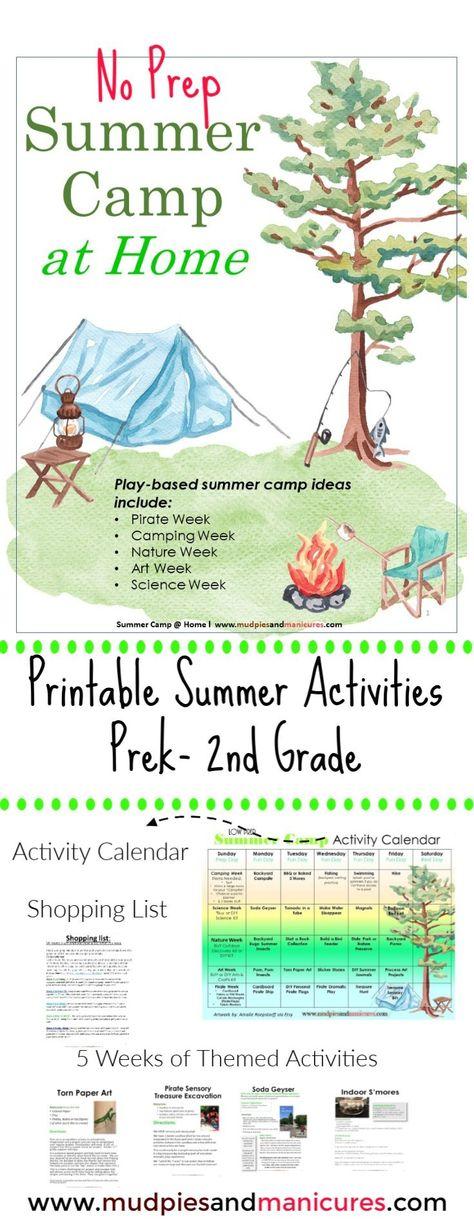 Summer Camp A