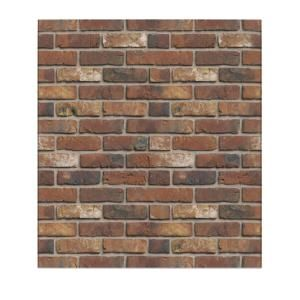 Ekena Millwork 3 8 X 23 3 8 X 23 3 8 Sheffield Decorative Fretwork Wall Panels In Architectural Grade Pvc Walp24x24shf The Home Depot Faux Brick Faux Brick Walls Brick Wall Paneling