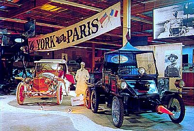 """Vehicles From The Great Race. These Use To Be Out In Orange California In A Museum Names """"Cars Of Stars"""" But That Museum Is Gone Now"""