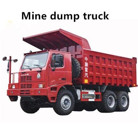Sinotruk 70 Ton Mine Dump Truck Trucks Dump Truck Body Box