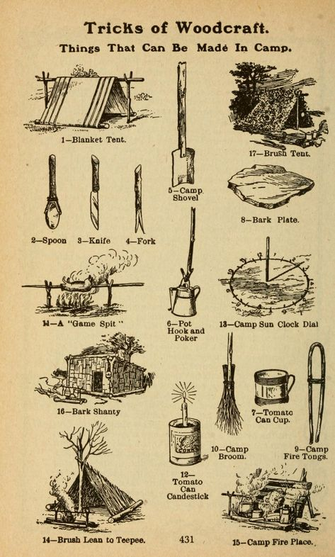 Great bushcraft know-hows that all wilderness fanatics will certainly wish to master today. This is most important for bushcraft survival and will certainly save your life. Bushcraft Camping, Bushcraft Skills, Bushcraft Gear, Camping Survival, Outdoor Survival, Outdoor Camping, Survival Life Hacks, Survival Tools, Survival Prepping