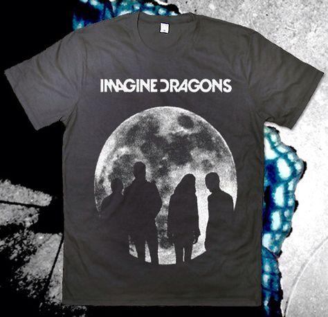 Imagine dragons tshirt
