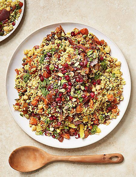 Created By Chefs Finished By You Jewelled Couscous Salad