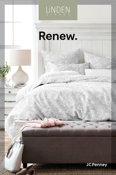 Linden Street Bedding | Bedroom Styles 2020 | JCPenney