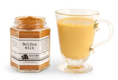 Oaktown Spice Golden Milk Powder Golden Milk Powdered Milk Usa Food
