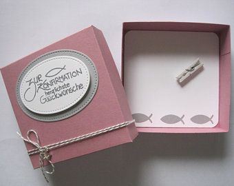 Konfirmation Geschenk Madchen Etsy De Cash Gift Confirmation Gifts Gifts