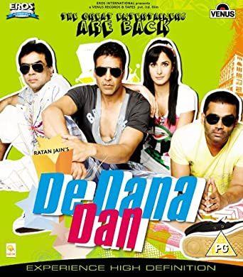 De Dana Dan Movie Akshay Kumar Katrina Kaif Sameera Reddy Sunil Shetty Paresh Rawal Comedy Films Hindi Movies Adventure Movie