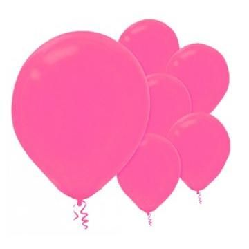 Amscan Hippie Chick Latex Balloons