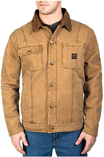 Best Seller Walls Men S Amarillo Vintage Duck Cotton Twill Jacket