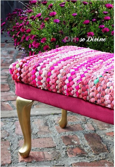 17 Best Images About Rag Rug On Pinterest Tutorial New T And Rugs