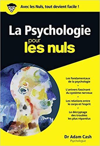 Francais PDF Psychologie Poche Pour les Nuls - PDF