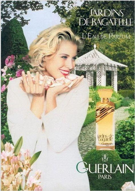 Guerlain Jardins De Bagatelle Guerlain Fragrance Perfume Ad