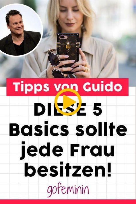 Diese 5 Teile sollte JEDE Frau im Schrank haben  #fashion #mode #hacks #tipps #s...