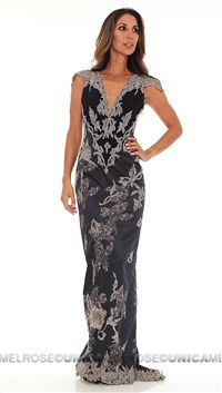 Mandalay Navy Long Gown My Style Pinterest And Black