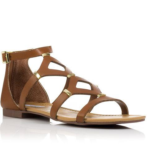 Steve Madden flat sandal SS15  Shop online: nak.gr