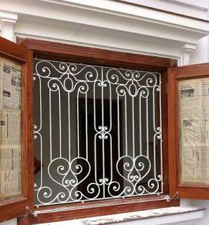 Gambar Teralis Dan Pintu Kasa Nyamuk Besi Besi Pintu Desain