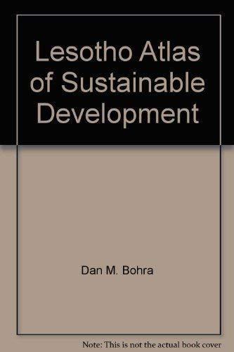 Lesotho Atlas of Sustainable Development - Default