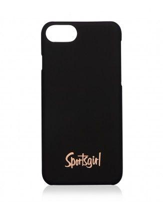 iPhone 7 cover black - Jaguar-Shop.com