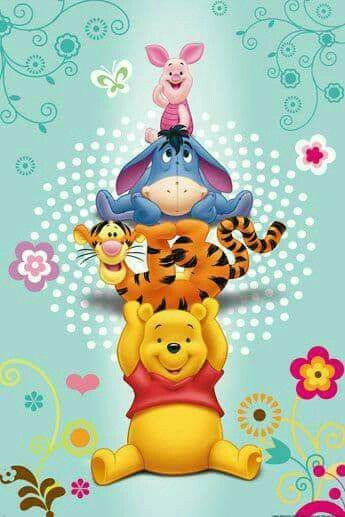 Pin By Heidi Lacy On Winnie The Pooh And Friends Too Cute Winnie The Pooh Winnie The Pooh Pictures Winnie The Pooh Friends