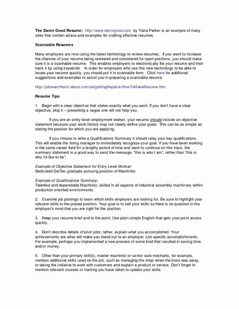 79 Beautiful Collection Of Sample Resume Maintenance Electrician Resume Objective Examples Project Manager Resume Cover Letter For Resume
