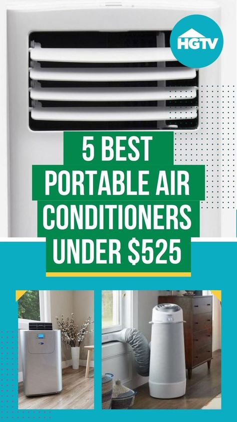 Beat the summer heat 🌞 with a portable AC unit. Check out these top-rated models with features like quiet operation for bedrooms and dehumidifiers for hot, humid spaces.