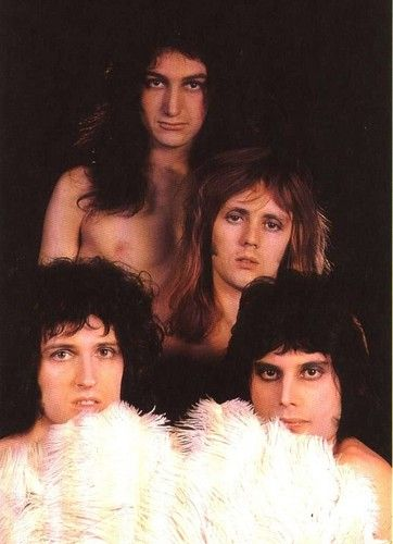 john's nipple!! - Queen Photo (1245953) - Fanpop