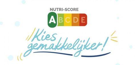 Beeld van de Belgische federale overheid ter ondersteuning van de #NutriScore