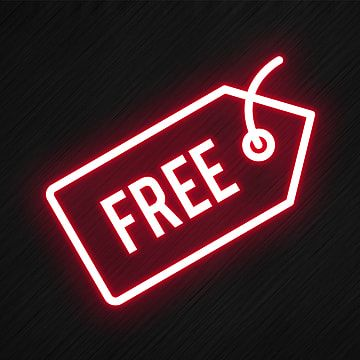 Free Tag Icon In Neon Style Style Icons Tag Icons Neon Icons Png Transparent Clipart Image And Psd File For Free Download In 2020 Light Icon Neon Fashion Neon