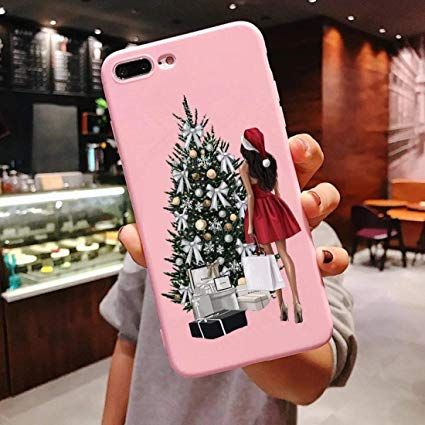 Christmas Girl Tpu Cover For Iphone 11 Pro Max Fashion Queen Boss Mom Baby Silicone Case For Iphone Christmas Phone Case Iphone Cover Iphone Cases