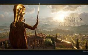 foto de Arrière-plan Assassin's Creed Odyssey fond d'écran HD ...
