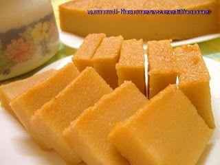 Home Sweet Home Bingka Ubi Kayu Puding Beras Adobo Pecan