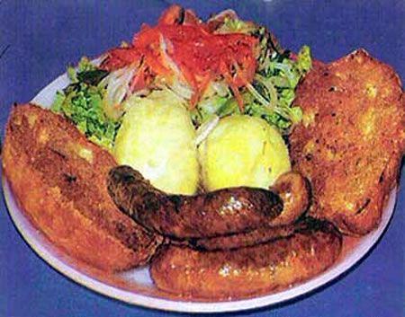 Recetas Cocina Y Comida Boliviana Receta Comida Comida Boliviana Recetas Con Chorizo