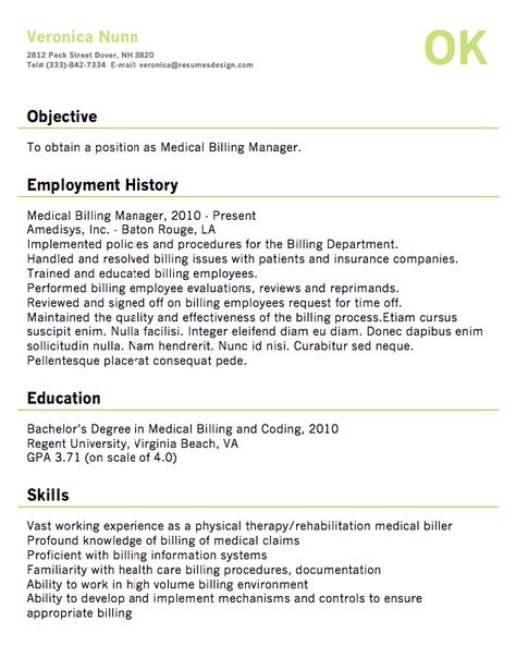 Vet Tech Resumes - http\/\/resumesdesign\/vet-tech-resumes - free blank resume