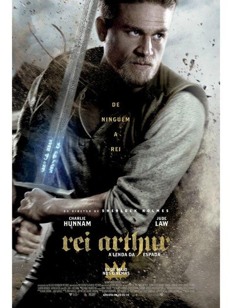 Resultado De Imagem Para Capa Do Filme Rei Arthur Filme Rei