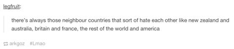 When we didn't need other countries anyway. | 17 Times America Got Burned By Tumblr