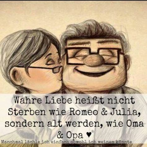 WIE OMA UND OPA!!! | Zitate | Pinterest | Feeling Quotes, Disney Quotes And  True Words