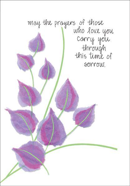 condolences catholic - Buscar con Google Pesame Pinterest - sympathy message