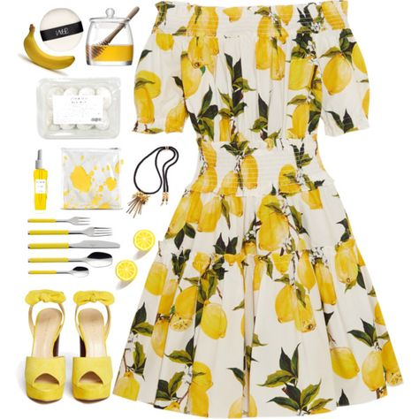 Little Miss Sunshine by mplusk on Polyvore featuring Dolce Gabbana c8693e999