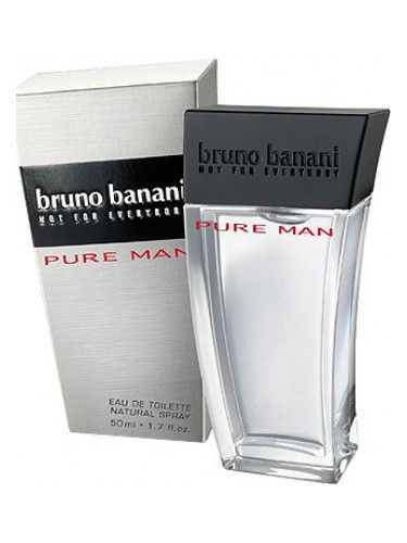 Pure Man Bruno Banani Para Hombres With Images Pure Products Best Perfume Perfume