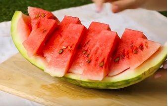 هل البطيخ مسموح في الكيتو Watermelon Food Fruit