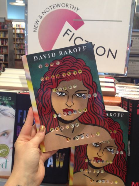 Cool Cover  -McNally Jackson Bookmongers