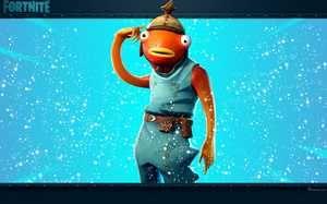 foto de Fortnite fond d'écran HD - Poiscaille (Fishstick). | Fond ecran ...