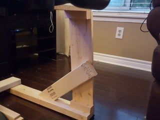 Diy Steering Wheel Stand Diy Home Decor Projects