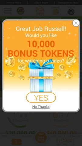 14 Great Reasons to Love the PCH App   PCH Blog - Part 10954   claim