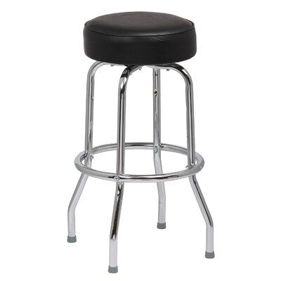 Royalindustries Inc Witsham Standard Seat 30 Swivel Bar Stool Black Stool Stools For Sale Swivel Bar Stools