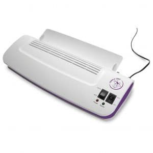 Purple Cows 9 Inches Hot And Cold Laminator With 50 Pouches Laminators Purple Cow 10 Things