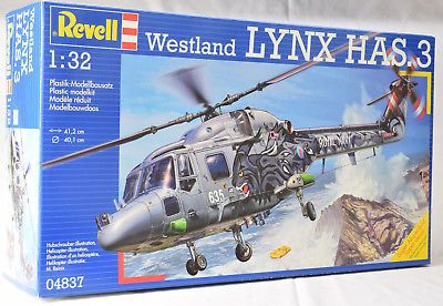 Helicopters 158748 Revell Westland Lynx Has 3 1 32 Scale Plastic Helicopter Model Kit 04837 Buy It Now Only 24 99 Westland Lynx Revell Plastic Model Kits