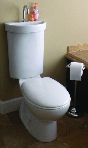 Caroma Profile Smart Round Front Plus 2 Piece Toilet White W Seat